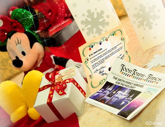 Personalized Disney Newspaper