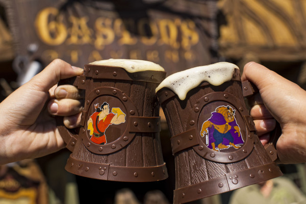 Cheers to Le Fou's Brew at Gaston's Tavern