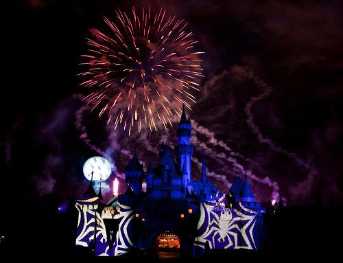 Halloween at Disneyland Resort