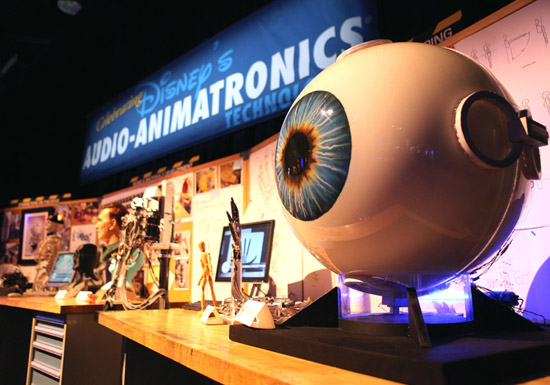 Animatronic Eye