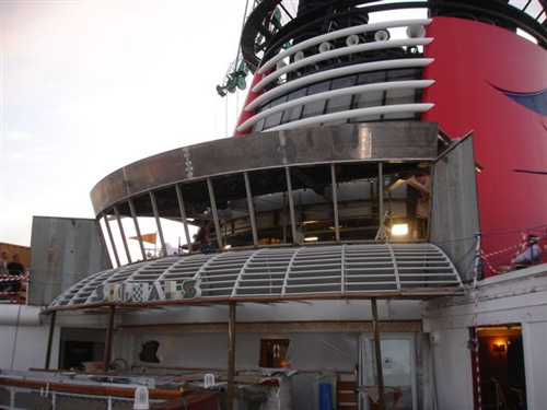 Disney Wonder Makeover