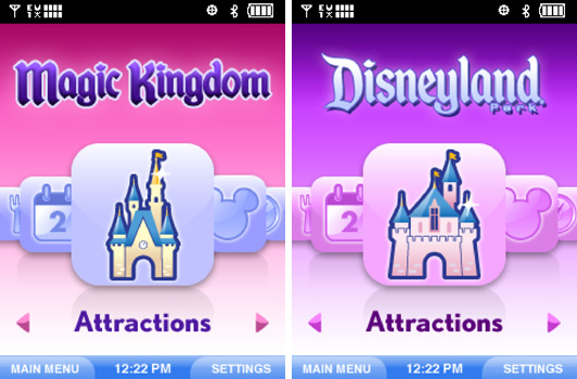Disney Parks Mobile Magic