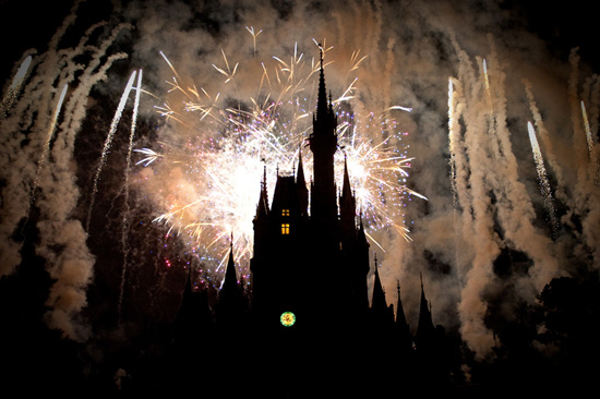 New Year's Eve Parties at Magic Kingdom