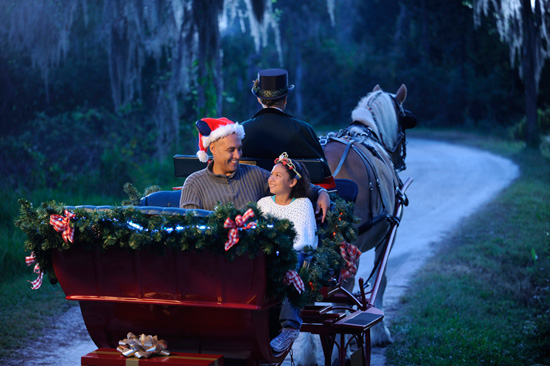 Florida Sleigh Ride