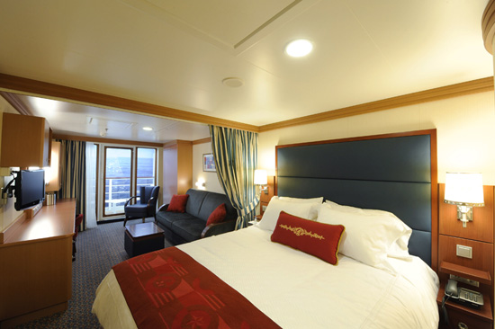 Stateroom with Private Verandah