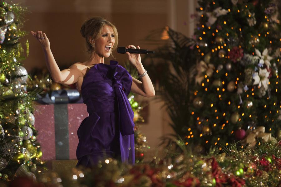 celine dion merry christmas tekst piosenki