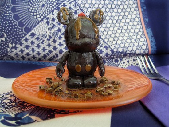 Chocolate Vinylmation