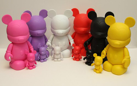 Vinylmation Create-Your-Own Figures