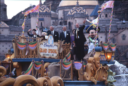 Remembering Roy E. Disney