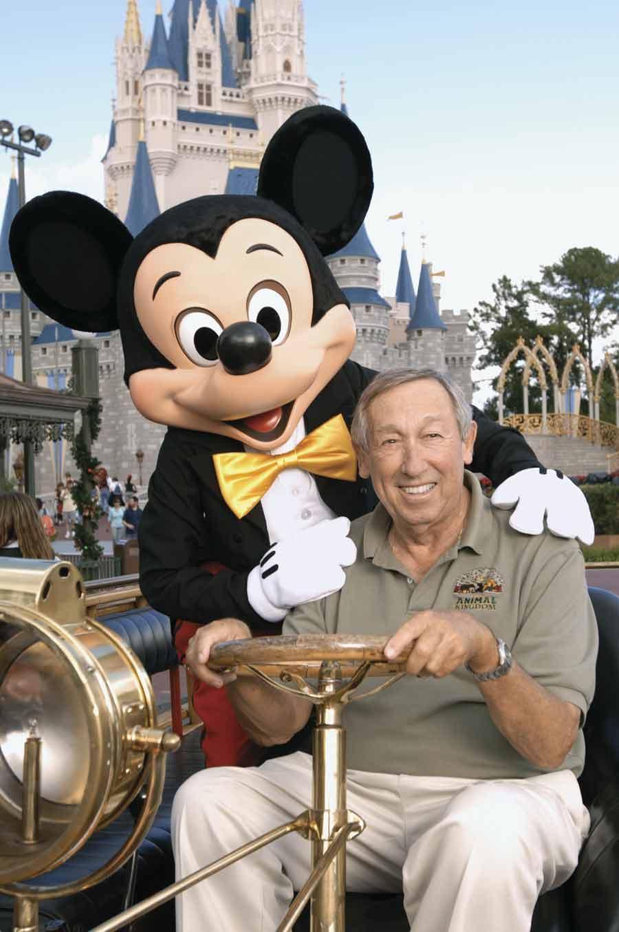 Remembering Roy E. Disney « Disney Parks Blog