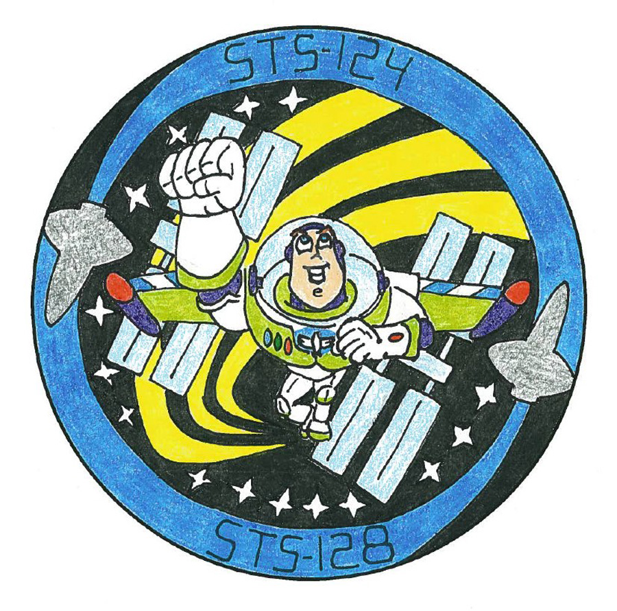 Mission Patches On Mission 4 To The International Space: NASA « Disney Parks Blog