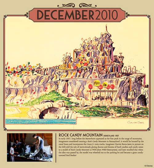 December 2010: Rock Candy Mountain