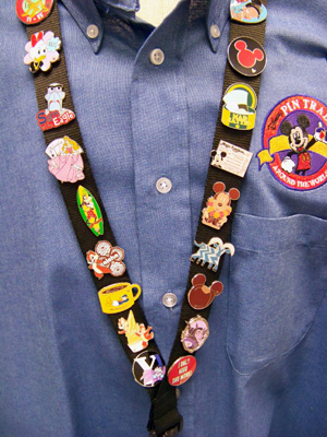 Hidden Mickey Pins