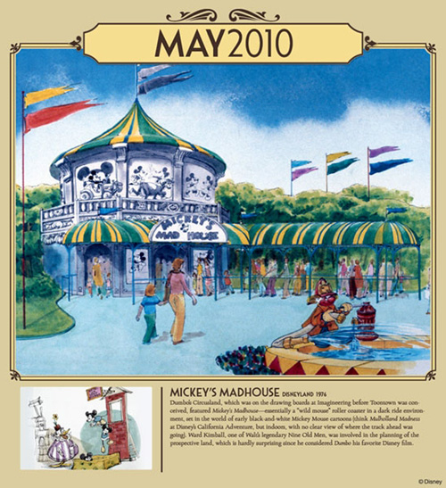 May 2010: Mickey's Madhouse