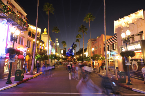 Magical Hour at Disney's Hollywood Studios