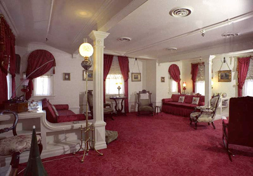 Inside Walt's Apartment
