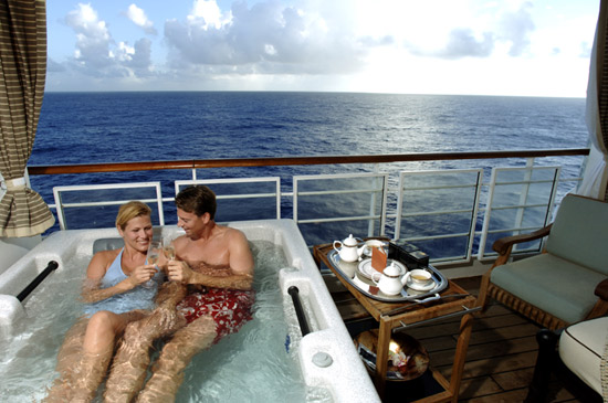 Spa Villa on Disney Cruise Line