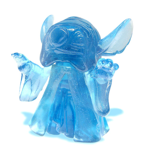 Holographic Emperor Stitch Figure