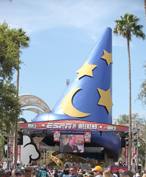 ESPN The Weekend at Disney's Holl