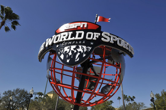 ESPN Wide World of Sports Complex Globe