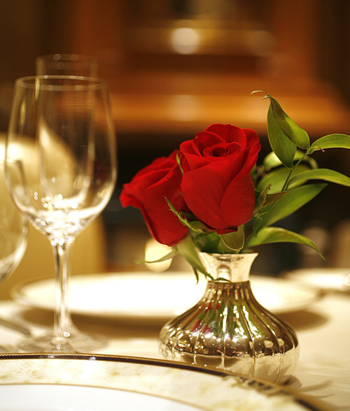 Romantic Restaurants at Walt Disney World