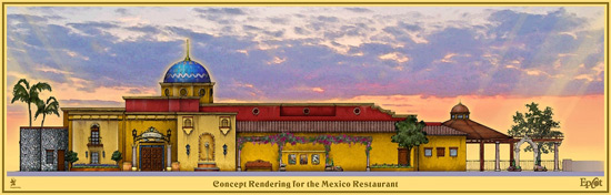 Cantina de San Angel Expansion at