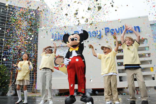 Walt Disney Pavilion at Florida Hospital for Children