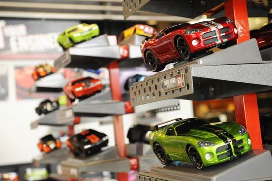 Custom Toy Car Shop