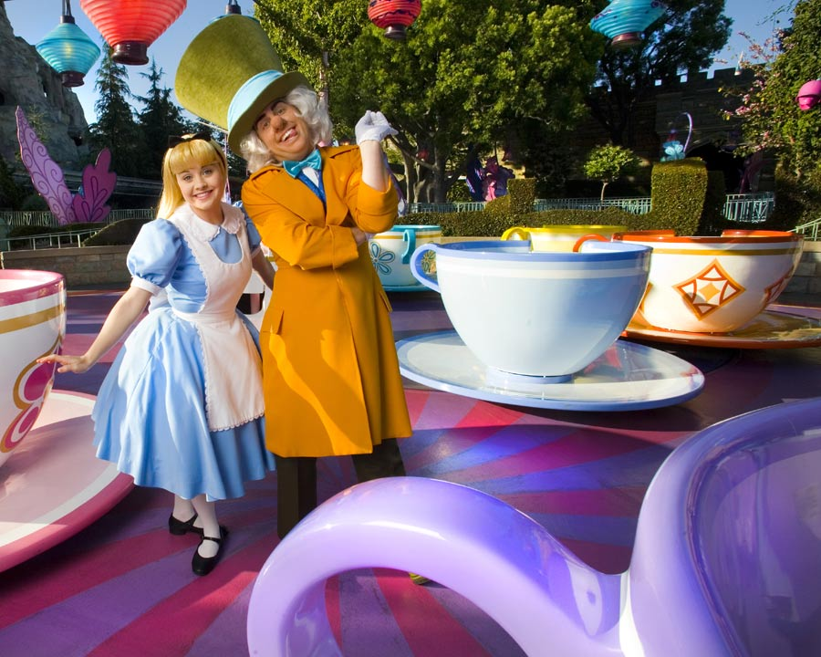 Alice In Wonderland In Theaters At Disneyland Park And Around The World Disney Parks Blog