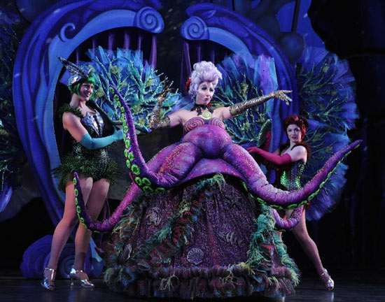 Ursula and Creatures Peforming in Villains Tonight!