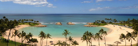 Aulani, a Disney Resort & Spa, Ko Olina, Hawai'i