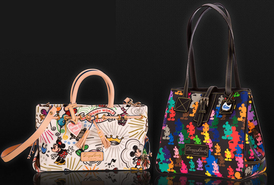 Disney - Dooney &#038; Bourke Collection Now Available Online