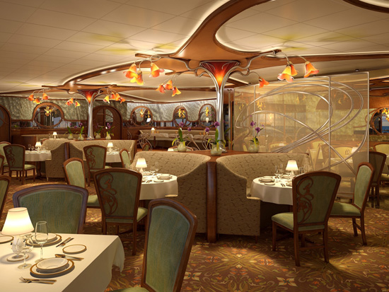 Remy, a New Deluxe Restaurant Coming to the Disney Dream