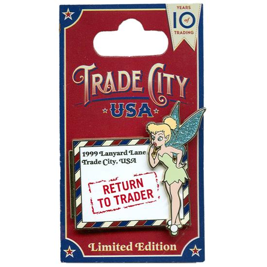Trade City, USA Limited Edition Pin