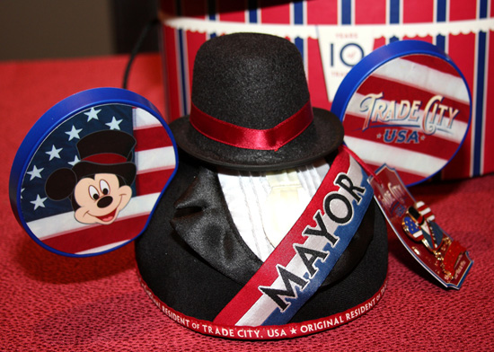 Trade City, USA Limited Edition Ear Hat