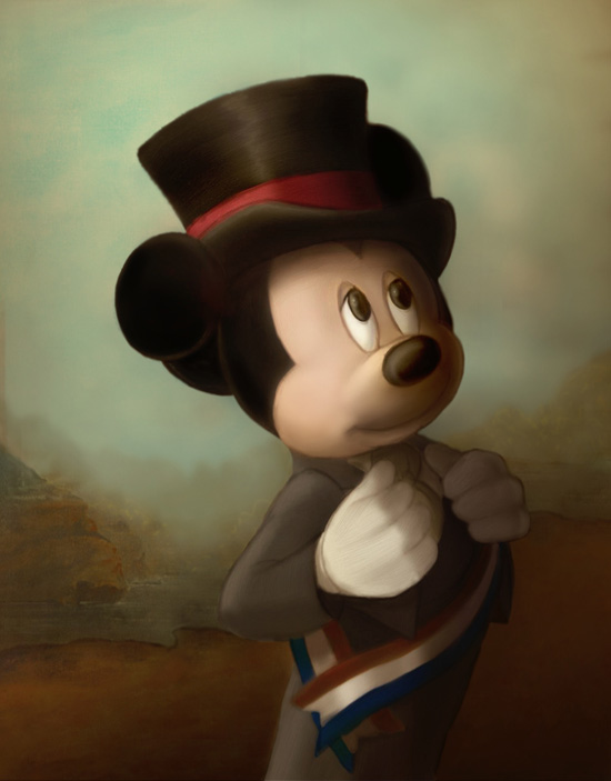 Mayor Mickey