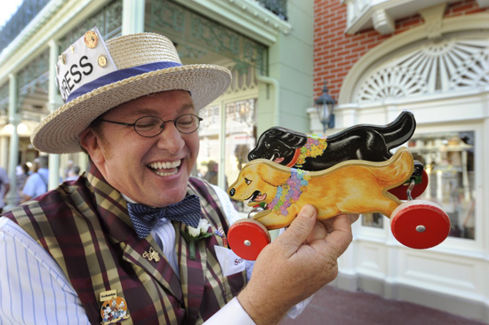 The 'Characters' of Main Street, U.S.A.