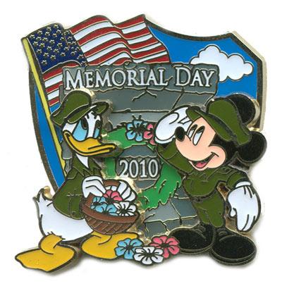 Memorial Day Pins