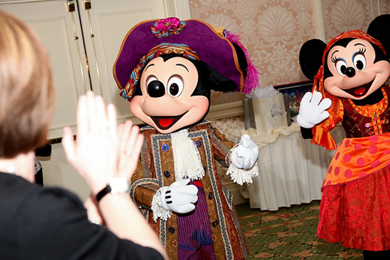 Pirate-Themed Disney Wedding