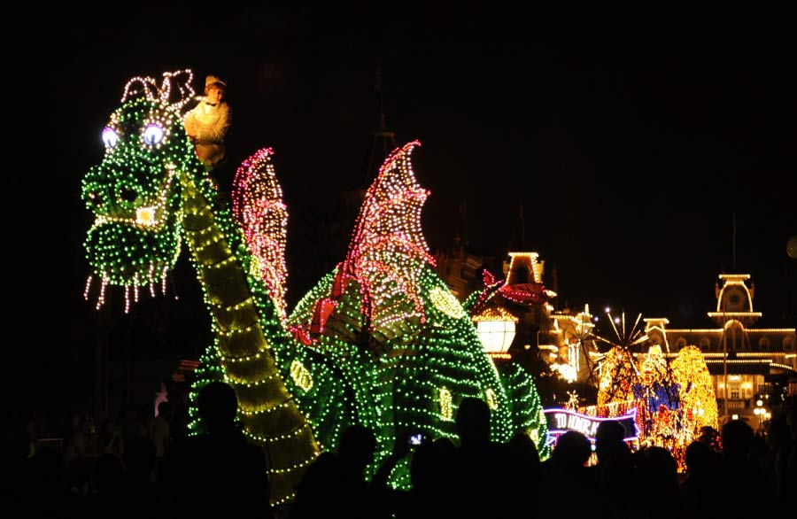 Disney's Electrical Main Street Parade