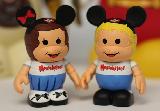 Mouseketeers Vinylmation