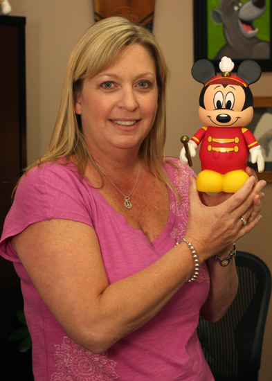 Susan Foy from Disney Design Group