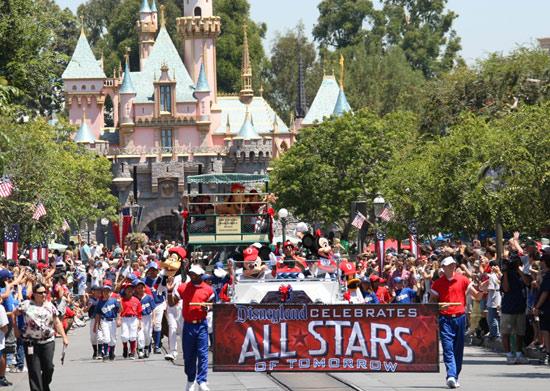 West Anaheim Little League All Stars