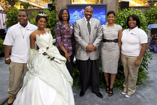 Disney's Dreamers Academy With Steve Harvey joins with Essence Communications