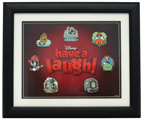 Have-A-Laugh! Frame Set