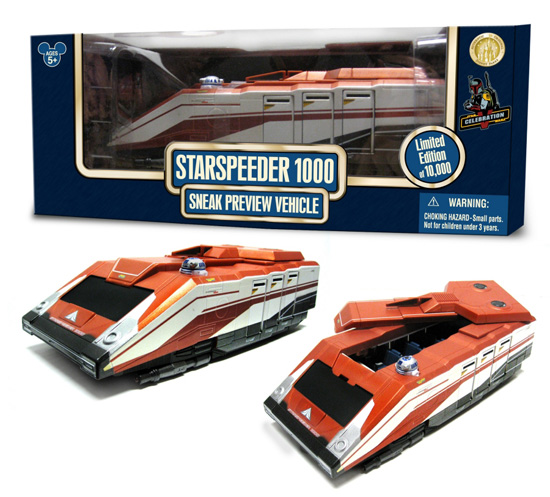 Starspeeder 1000 Collectible