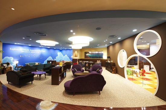 Disney Vacation Club Model Showroom
