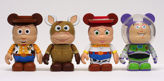 Toy Story Vinylmation
