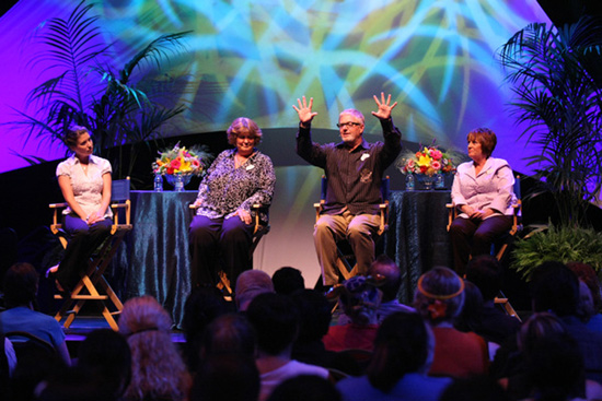 'World of Color' Meet-Up Panel