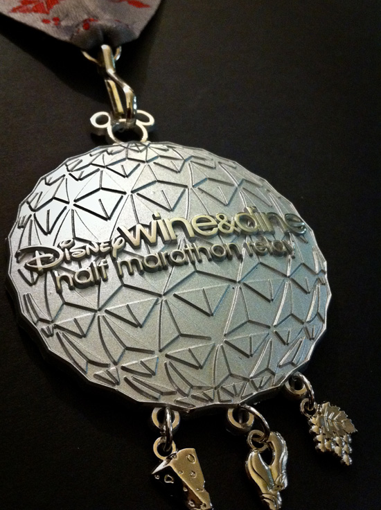 Half Marathon Relay Medal